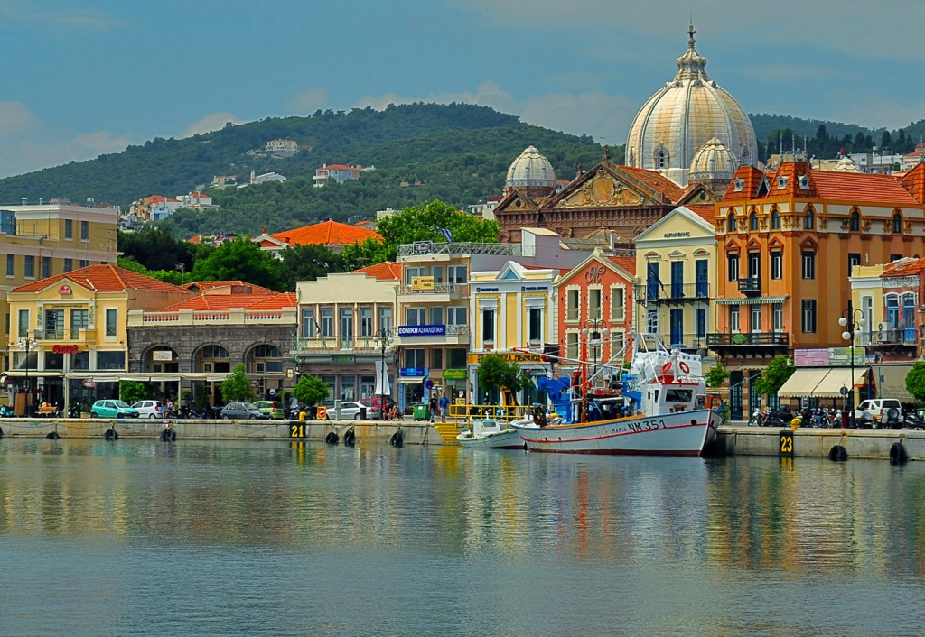 ξενοδοχεια μυτιλήνη - Oikies Houses Mytilene