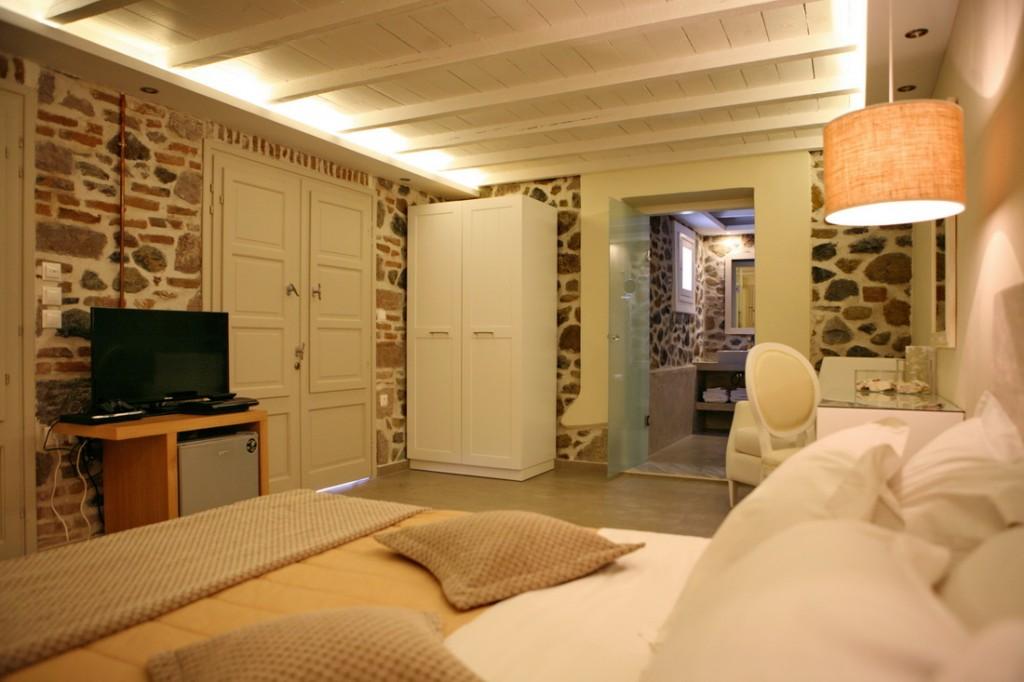 δωματια μυτιληνη - Oikies Houses Mytilene