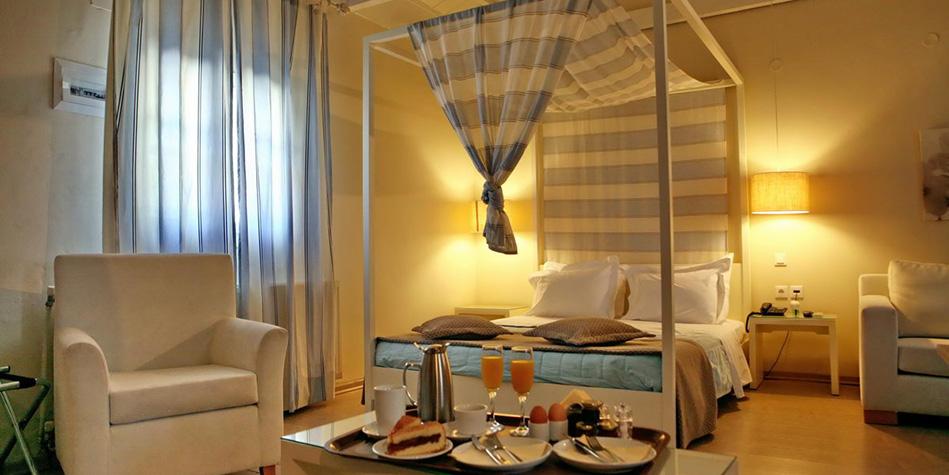 hotels in mytilene - Oikies Houses Mytilene